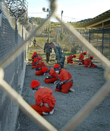 """В Гуантанамо """"отмотали"""" юбилейный срок"""