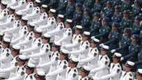 Китайский парад: абсолютная гармония, красота и дисциплина