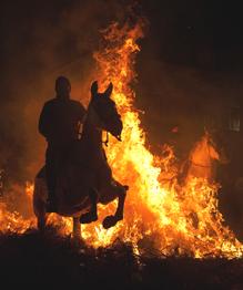 Огненные скачки
