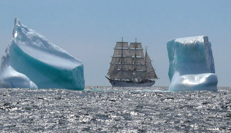 Антарктида - белое пятно на карте