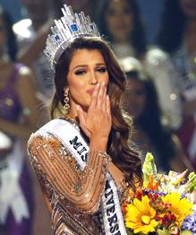 """""""Мисс Вселенная"""". Самая прекрасная в мире"""