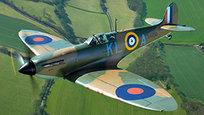 """Supermarine """"Spitfire"""" – истребитель настолько известный, что абсолютно каждый любитель авиации хотя бы раз обращался к истории этой замечательной машины."""