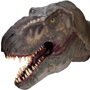 Динозавры из фильма  Парк юрского периода  будут проданы на аукционе, посвященном истории Голливуда. На аукционе будет выставлено на продажу десять редчайших, выполненных в натуральную величину ящеров, включая голову трицератопса, которая была использована при съемках фильма.