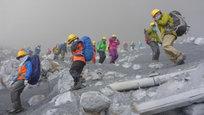 Японские спасатели обнаружили в районе извержения вулкана Онтакэ еще десять человек, чье состояние до получения заключения медиков официально называется  остановка сердца и легких .