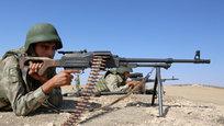 Армия Турции в действии