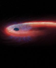 Открыта самая опасная черная дыра во Вселенной