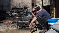Сотрудники ОБСЕ в своем отчете заявили, что с марта 2014 года в Донецкой области погибло почти 1500 человек.