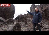 Итуруп: жизнь на вулканах