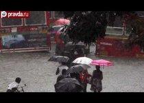 Дожди заливают Индию