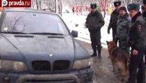 """Полиция поймала банду """"барсеточников"""""""