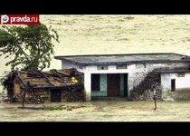 Наводнение в Индии: 60 погибших