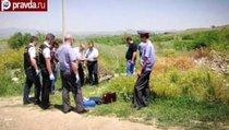 В Гюмри убили российского солдата