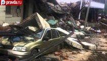 Сильнейшее землетрясение в Китае: около 400 погибших