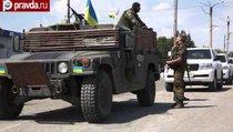 Украинские солдаты бегут в Россию