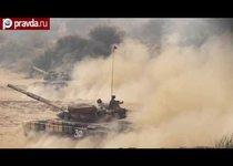 "Россия и Индия устроили ""бурю в пустыне"""