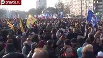 """""""Антимайдан"""" не даст превратить Москву в Киев"""