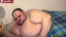 Скончался самый толстый житель Великобритании