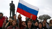 "На Украине наступает ""русская весна""?"