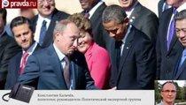 Литва хочет изолировать Россию