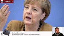 Меркель предостерегает от войны на Балканах
