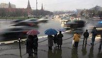 """Унесенные ливнем: Как Москва переживает """"великий потоп"""""""