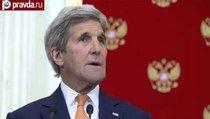Керри назвал условия снятия антироссийских санкций