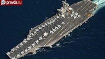 Приключения французов на авианосце ВМС США