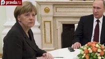 Меркель поставила Путину ультиматум?