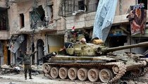 """""""Война в Сирии подошла к концу"""""""