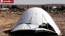 """Британские СМИ обвинили в трагедии """"Airbus 321"""" """"Исламское государство"""""""