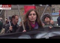 Русский марш-2013. Без комментариев