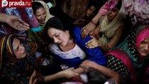 Теракт в Пакистане: десятки погибших, сотни раненых