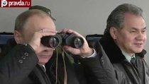 Владимир Путин рассказал о готовности армии России
