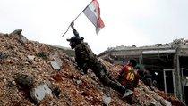 В Сирии похоронен однополярный мир