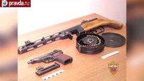 У гостей столицы нашли оружие Второй мировой