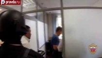 """Полиция накрыла сходку """"воров в законе"""" в московской гостинице"""