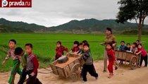 Северную Корею готовят к массовому голоду