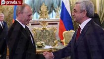 Россия и Армения создают кавказскую систему ПВО