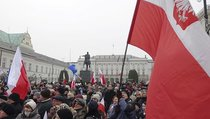 Кто делает «цветную революцию» в Польше?
