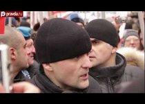 Марш без подлецов и беспорядков