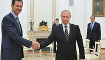 """""""Франция аплодирует Путину в Сирии"""""""