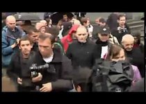 Мэрия Москвы выдержала протестный штурм