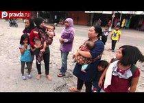 Чудовищное землетрясение в Индонезии