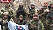 Грузинский легион из АТО хочет воевать в Карабахе