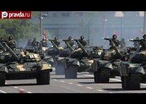 Парад в День независимости Белоруссии