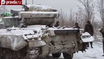 """""""Украинские силовики в Дебальцево убивают мирных жителей"""""""