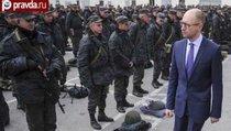 Донбасс доведет Порошенко, Яценюка и Турчинова до суда?