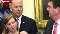 """Вице-президент США """"соблазнил"""" жену главы Пентагона"""