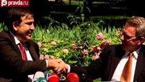 """""""Команда Саакашвили"""" будет получать зарплату из США"""