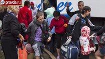 Кто спасает беженцев Донбасса?